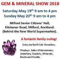 Mini Show 2018 Flyer