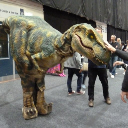 24 Walk about Dinosaurs