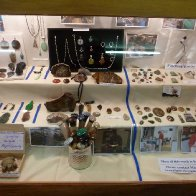 Show case of members jewellery